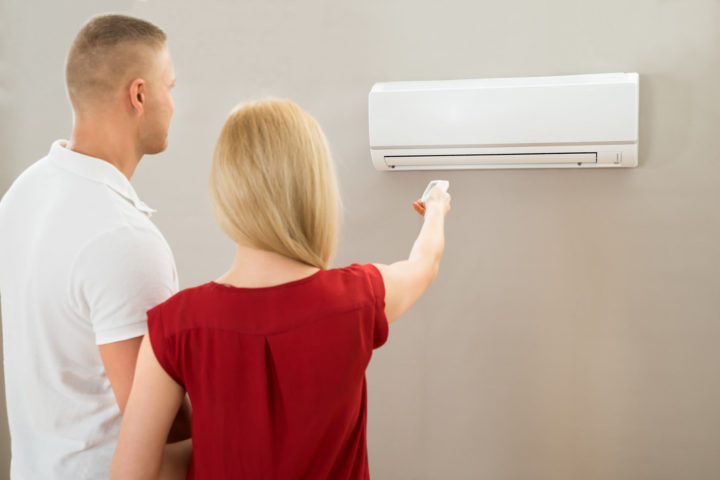 airco ventilatie